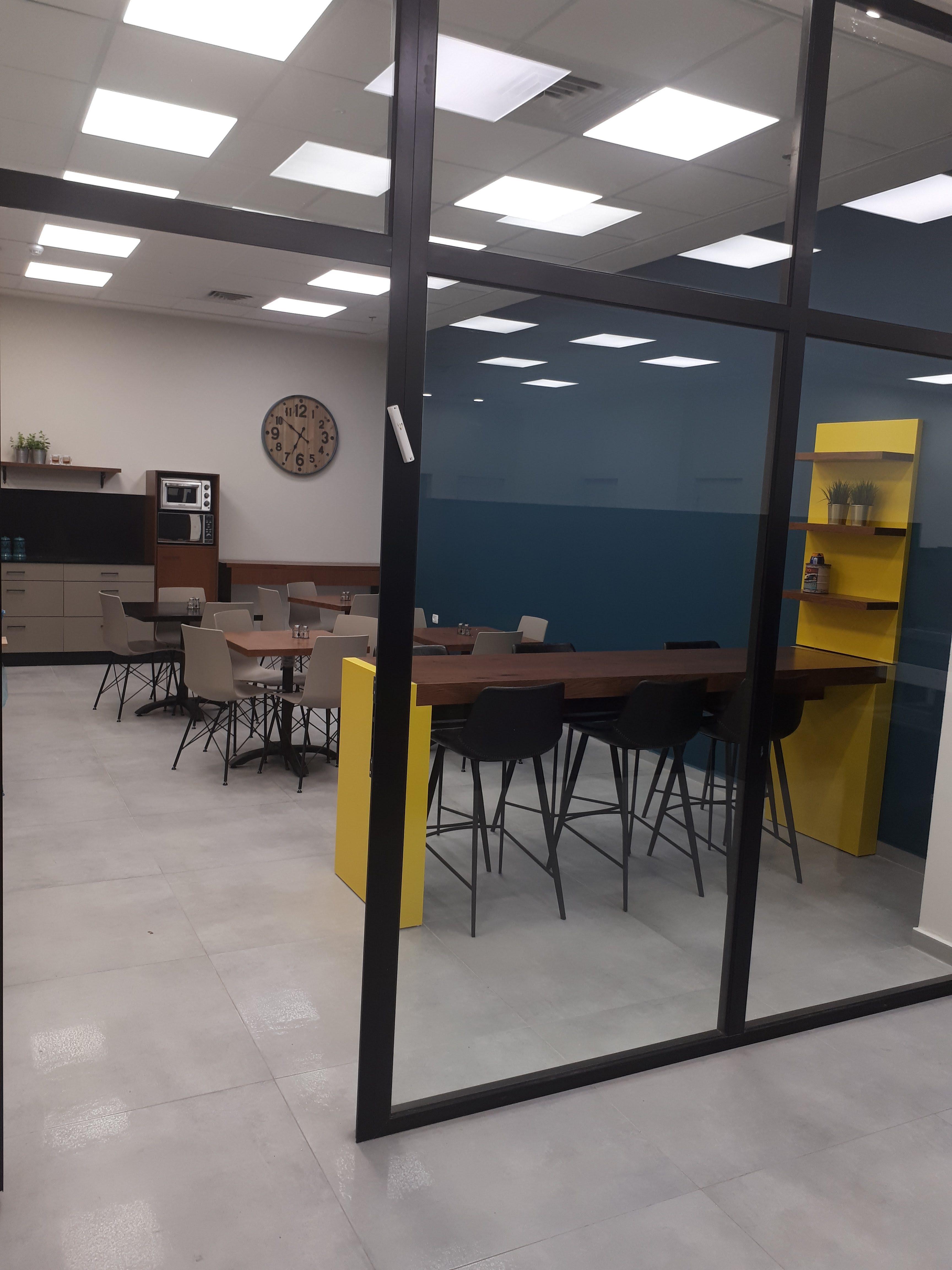 עיצוב משרדים הייטק